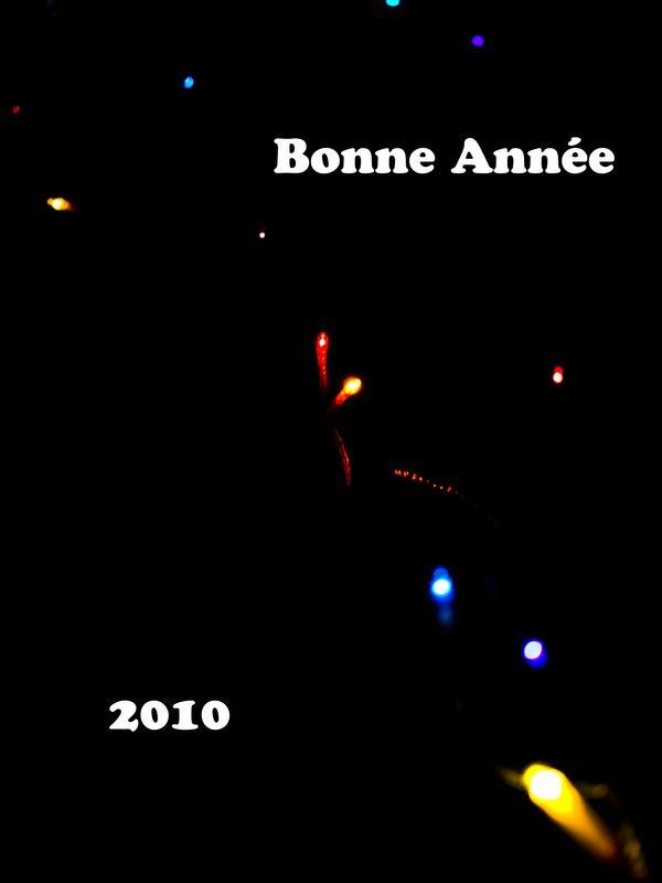 Bonne Année 2010 de la part des Impromptus de la Joute